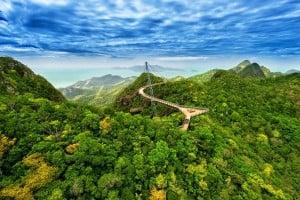 Malezya Gökyüzü Köprüsü