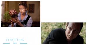 Korku Seansı filminde Vera Farmiga ve Patrick Wilson sahneleri