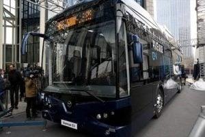 İlk Milli Otobüsümüz: Avenue EV
