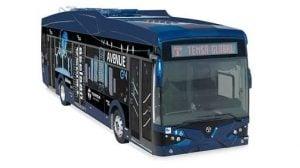 Yüzde yüz yerli ilk elektrikli otobüsümüz: Avenue EV