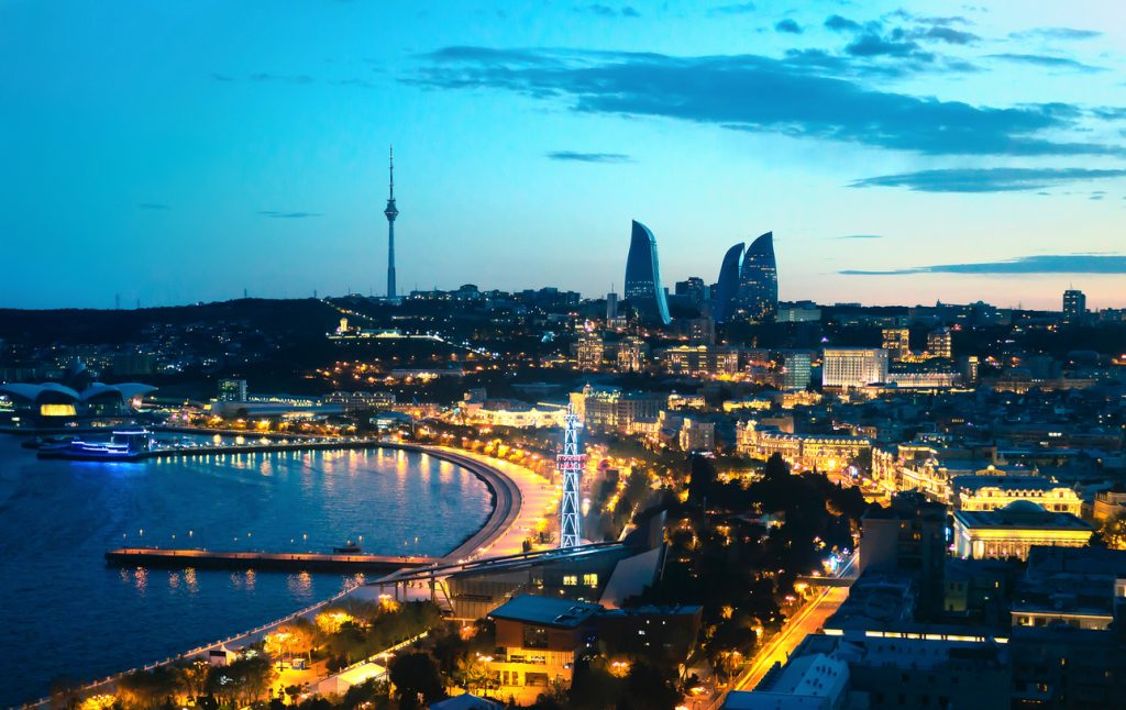 Bakü, Azerbaycan