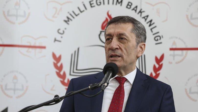 Milli Eğitim Bakanı Ziya Selçuk TRT EBA TV