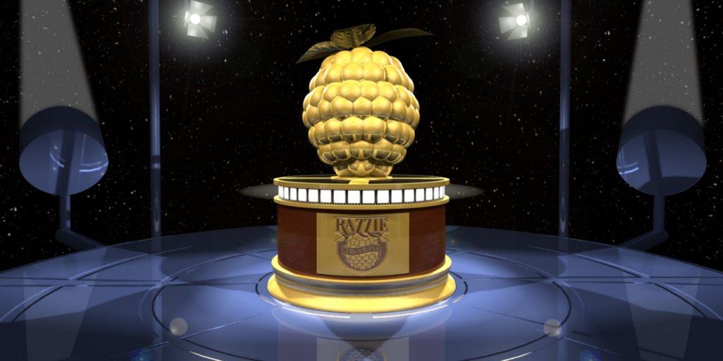 40. Altın Ahududu Ödülleri