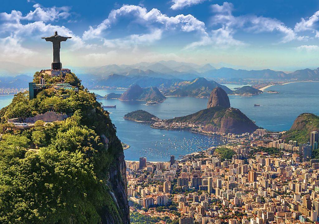 Rio de Janerio, Brezilya