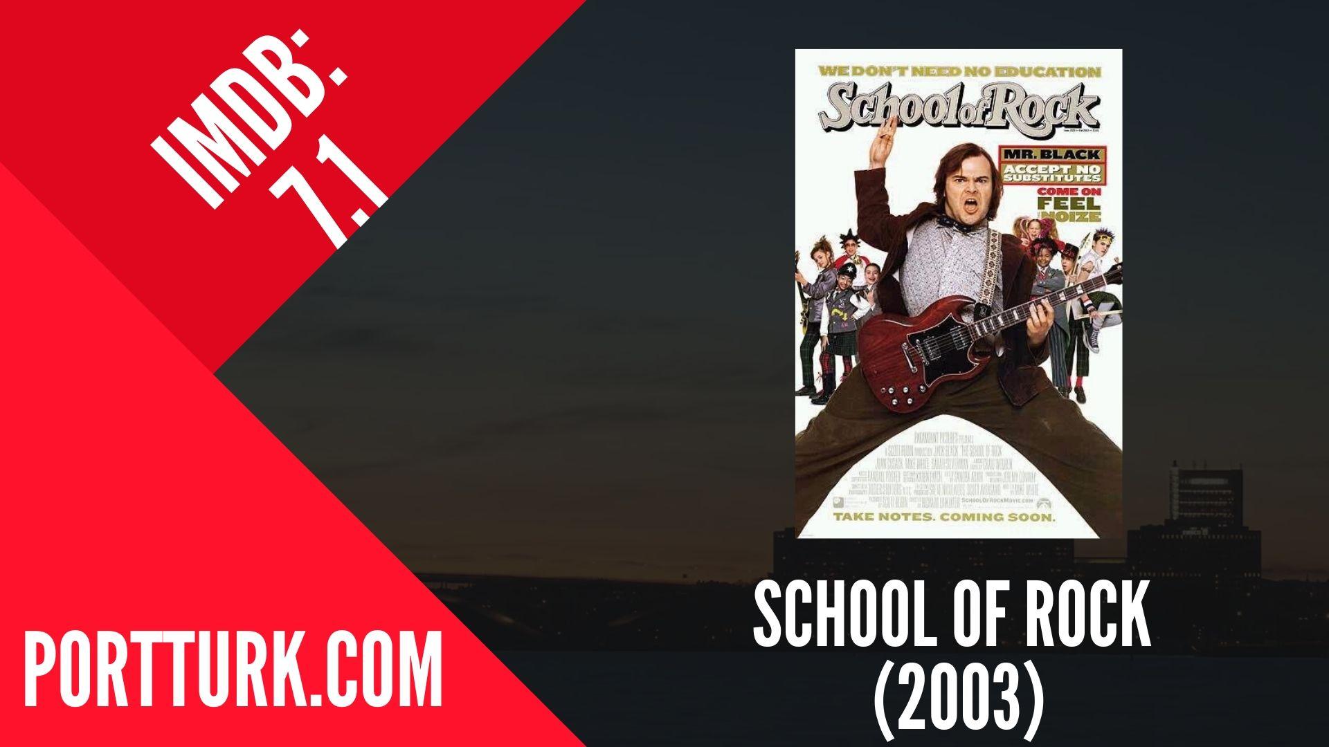School Of Rock Imdb
