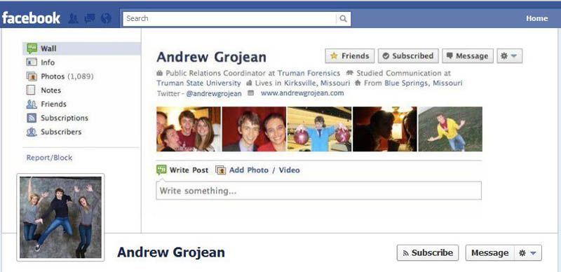 Facebook İsminin Anlamı Nedir?