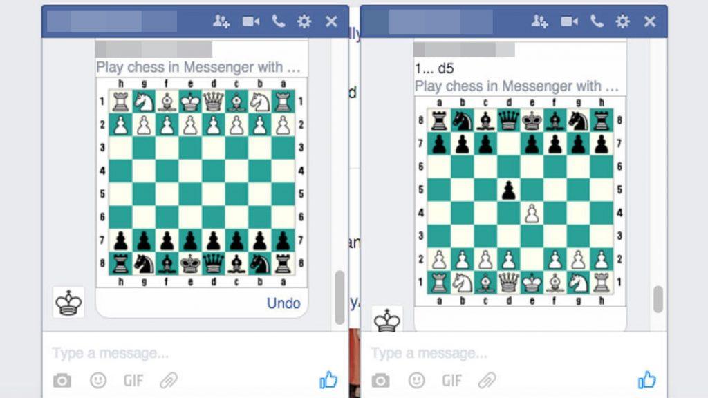 Facebook Messenger ile Satranç Oynama