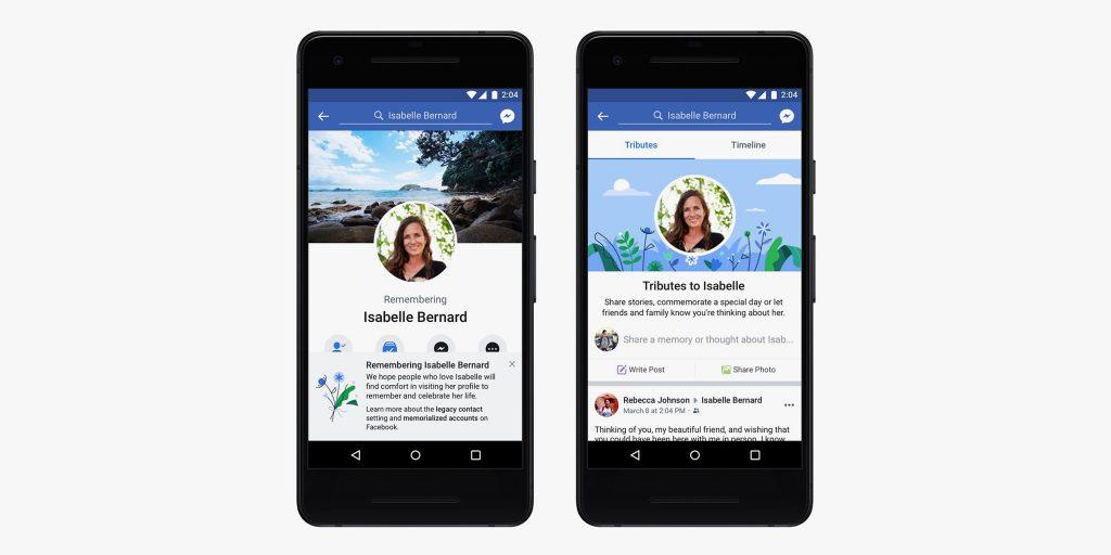 Facebook'ta Hayatını Kaybeden İnsanların Profilleri