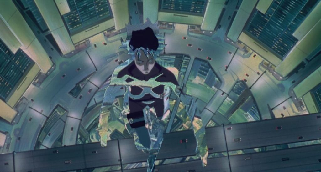 Ghost in the Shell - Mamoru Oshii (1995)