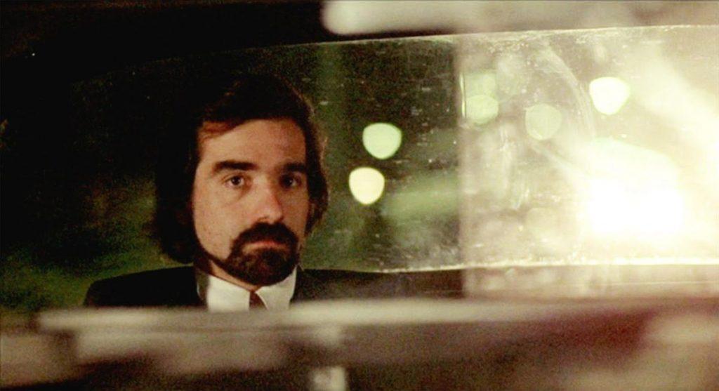 Martin Scorsese Taxi Driver Cameo Sahnesi