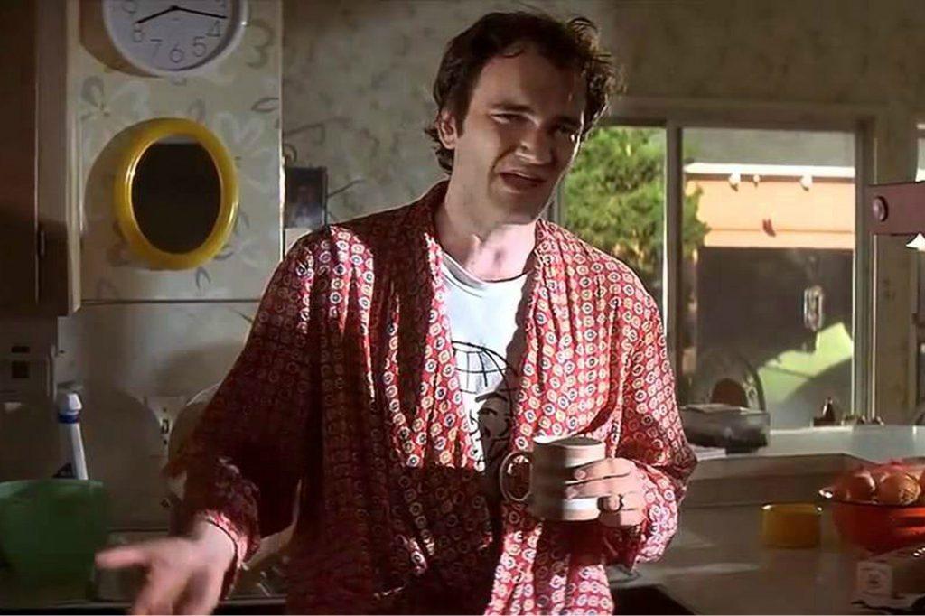 Quentin Tarantino Pulp Fiction Sahnesi