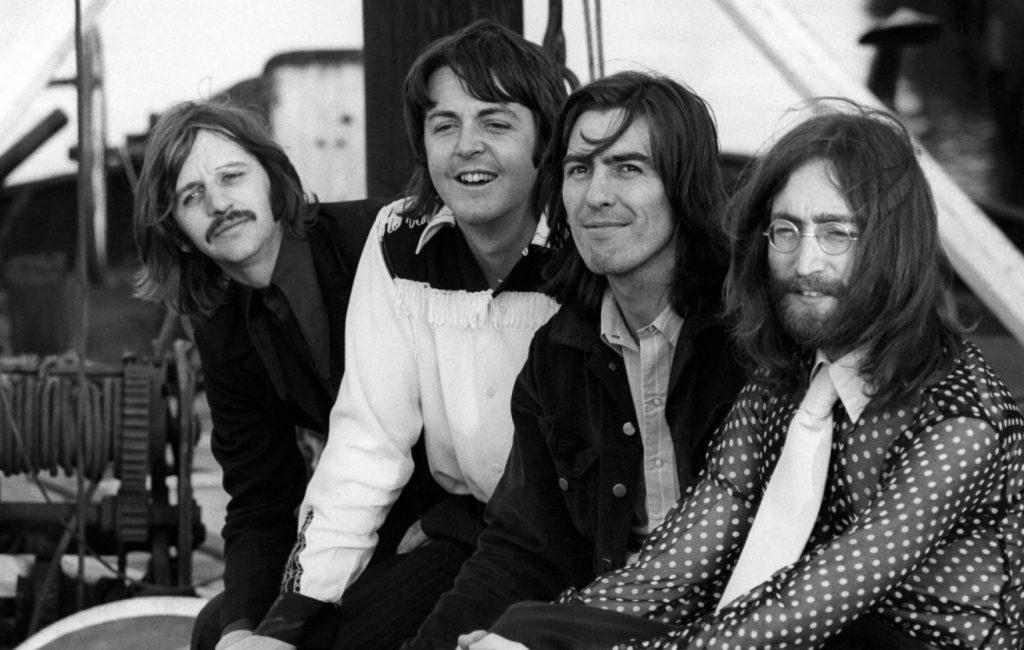 The Beatles Yüzüklerin Efendisi Filmi