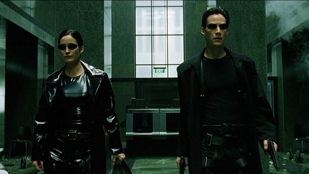 The Matrix Hacker Filmi