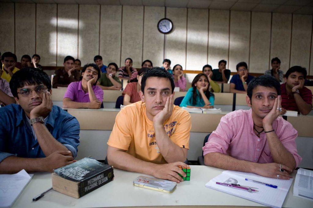 3 Aptal Bollywood Komedi Filmi