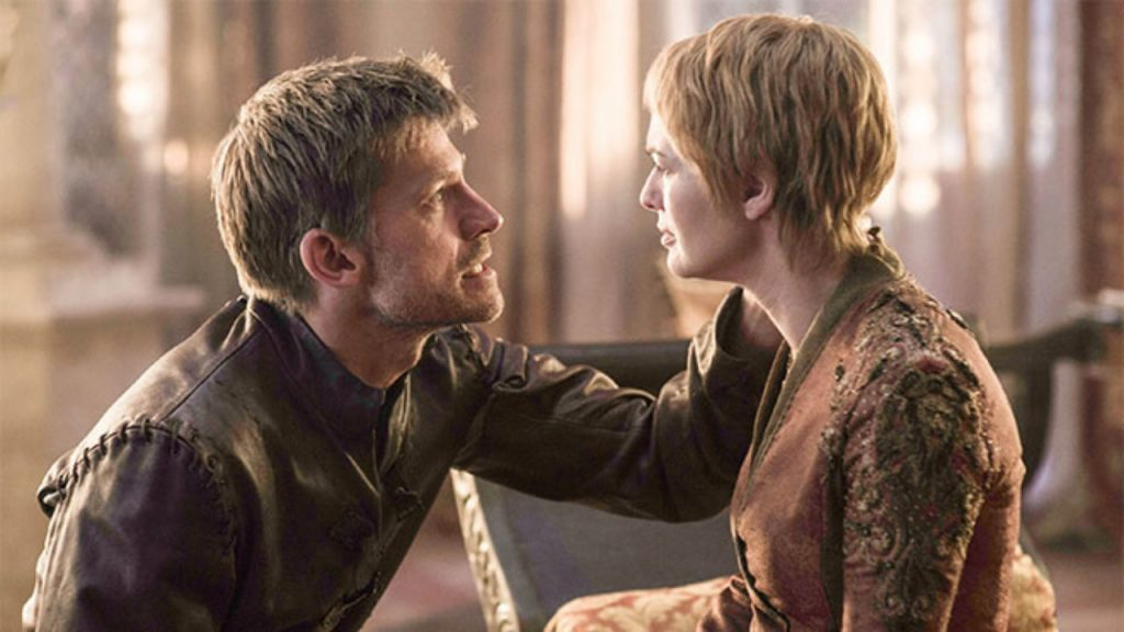 Game of Thrones Cersei ve Jaime