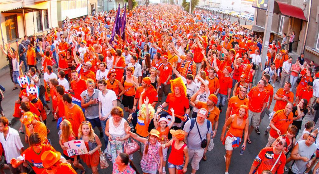 Hollanda Ulusal Rengi Neden Turuncudur?