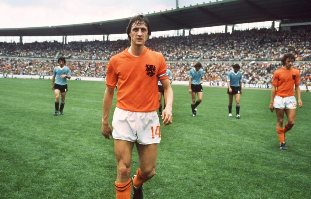 Hollandalı Ünlü Futbolcular