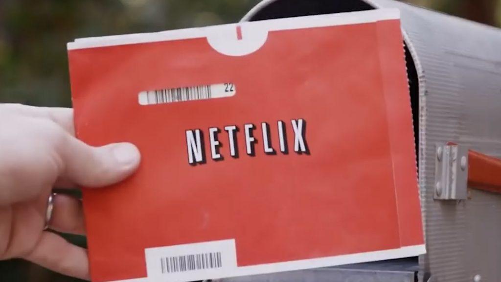 Netflix'ten DVD Kiralama