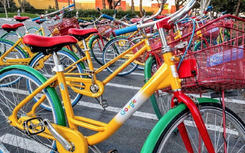gBikes Google Bisikletleri